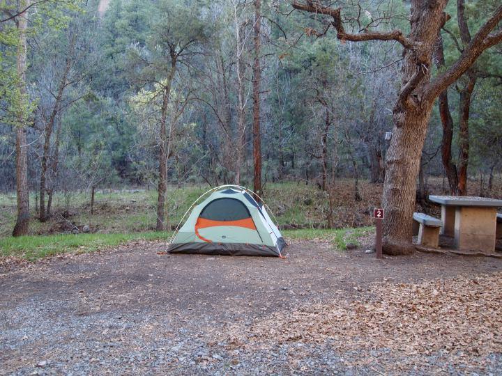 Cherry Creek Campground