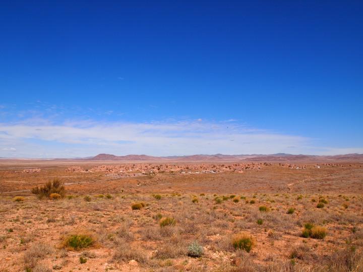 Overlook of the City of Rocks