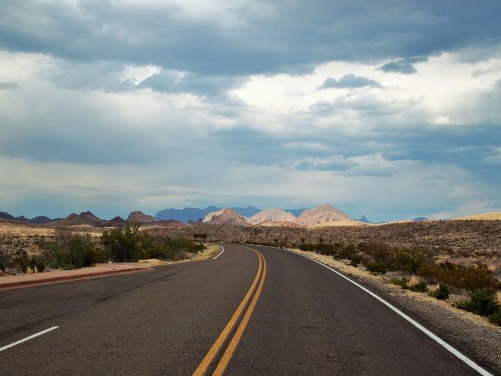 Ross Maxwell Scenic Drive