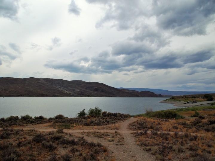 Mackay Reservoir