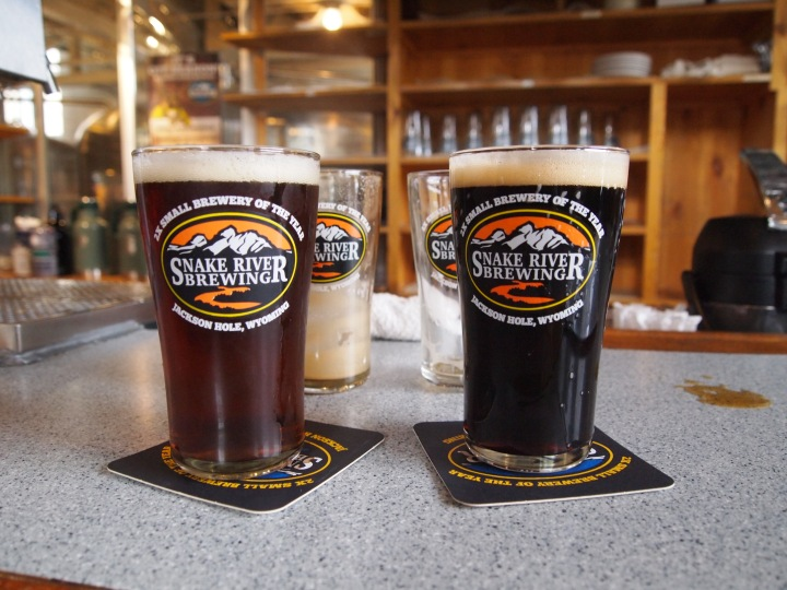 Snake River Brewing!