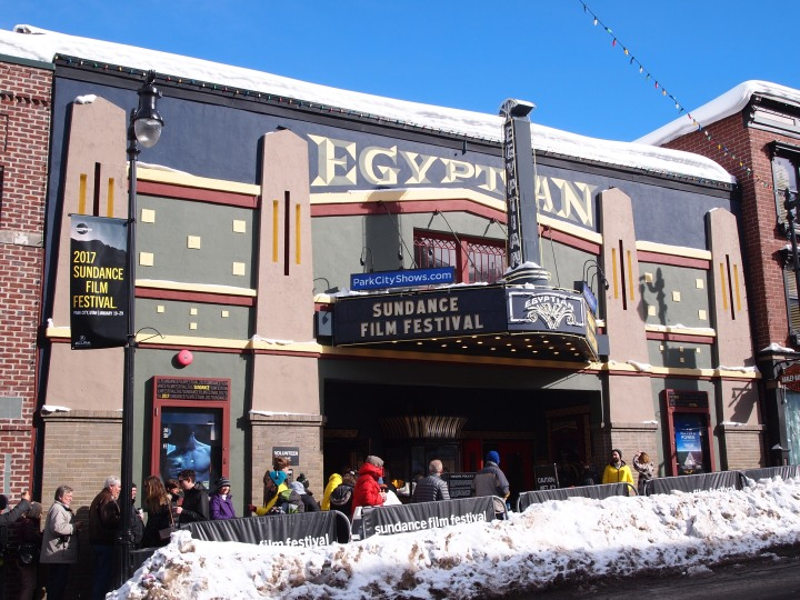 Park City's iconic Egyptian Theater